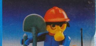Playmobil - 13366-xat - fireman