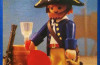 Playmobil - 13791-aur - pirate with barrel