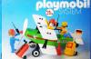 Playmobil - 23.24.6-trol - biplane with crew