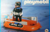 Playmobil - 23.80.5-trol - diver and boat