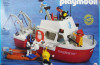 Playmobil - 23.80.9-trol - divers with exploring coat