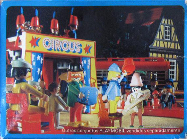 Playmobil 30.16.01-est - clown - Box