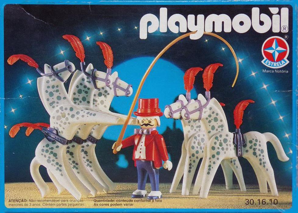 Playmobil 30.16.10-est - horse trainer - Box
