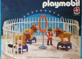 Playmobil - 30.16.11-est - lion tamer