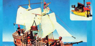 Playmobil - 3550-ant - Pirate Ship