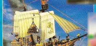 Playmobil - 3750-ant - Pirate ship