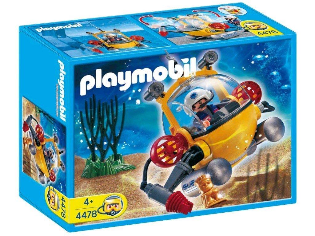 Playmobil 4478 - Diving Bell - Box