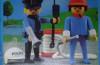 Playmobil - 9805-mat - patrolman + fireman