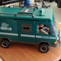 Playmobil - Money Transport 5566