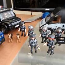 Playmobil - Police Van 6043