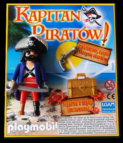 Playmobil N/A - Playmobil magazine - Polish edition - nr 1/2015(1) - Box