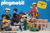 Playmobil - 1002v2-sch - Cowboy Deluxe Set