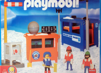 Playmobil - 1-3460-ant - Polar Lab