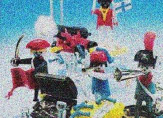 Playmobil - 13480-aur - Pirates Set
