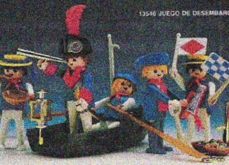 Playmobil - 13546-aur - Landing Set