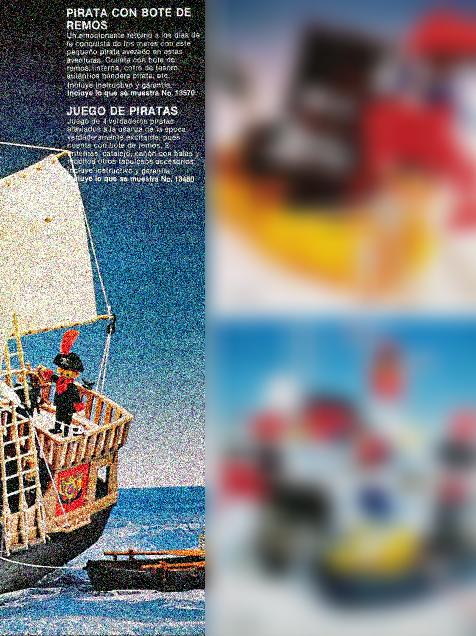 Playmobil 13550-aur - Pirate Ship - Box