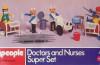 Playmobil - 1740-pla - Doctors and Nurses Super Set