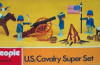 Playmobil - 1770-pla - U.S. Cavalry Super Set