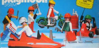 Playmobil - 2003-sch - Racer Special Deluxe Set