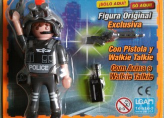 Playmobil - R008-30793903-esp - Special Agent