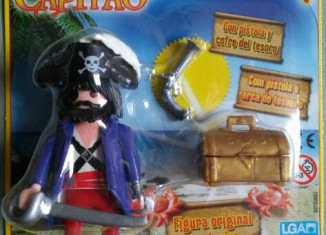 Playmobil - R007-30793893-esp - Pirate