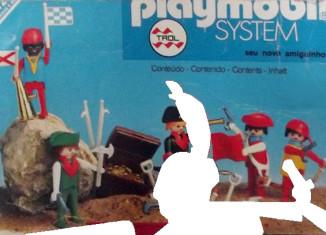 Playmobil - 23.54.2-trol - Piraten mit Schatztruhe