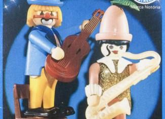 Playmobil - 30.16.04-est - 2 clowns