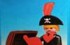 Playmobil - 3385-esp - Pirate / Treasure Chest