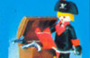 Playmobil - 3385-lyr - Pirate/Treasure Chest