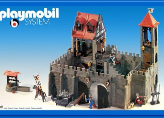 Playmobil - 3450 - Large Castle