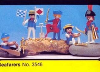 Playmobil - 3546-sch - Seefahrer