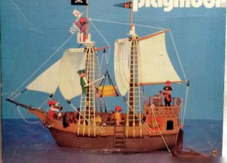 Playmobil - 3550-esp - Pirate Ship