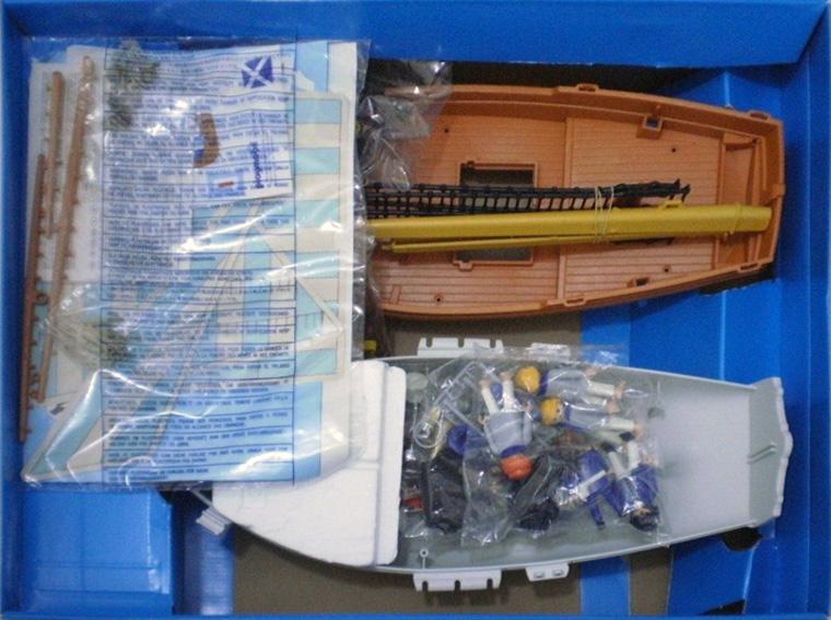 Playmobil 3740 - Schooner - Back