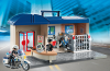 Playmobil - 5299-ger - Take Along Police Station