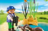 Playmobil - 5376 - Young Explorer with Otters