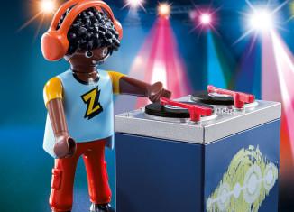 Playmobil - 5377 - DJ