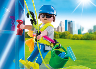 Playmobil - 5379 - Cleaner