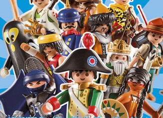 Playmobil - 5598 - Figures Series 9 - Boys