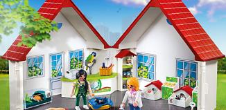 Playmobil - 5633-usa - Take Along Pet Store