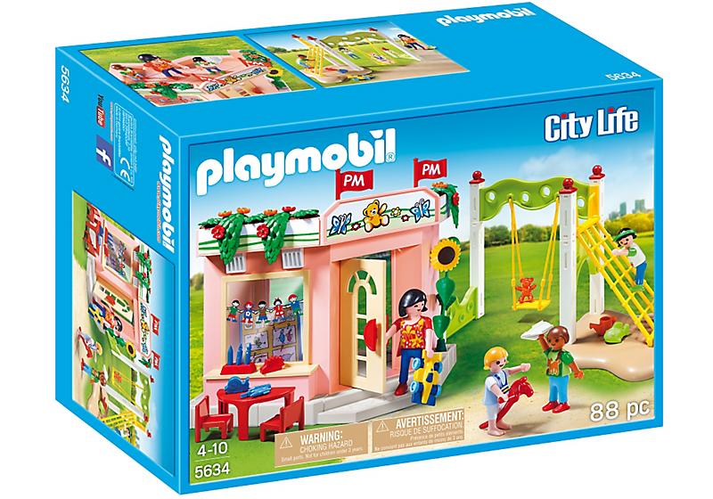 Playmobil 5634-usa - Preschool Paradise - Box