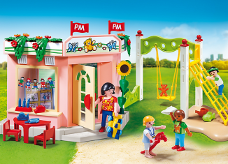Playmobil - 5634-usa - Preschool Paradise