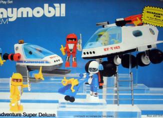 Playmobil - 49-59978-sch - Space Adventure Super Deluxe