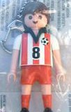 Playmobil - 7874 - Red soccer player