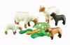 Playmobil - 6416 - Schafe und Lämmchen