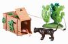 Playmobil - 6422 - Lebendfalle mit Panther