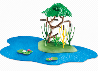 Playmobil - 6424 - Waterscape