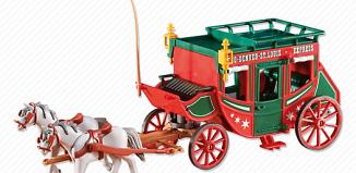 Playmobil - 6429 - Stagecoach