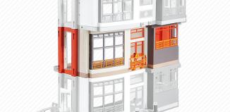 Playmobil - 6443 - Floor supplements Children's Hospital 6657