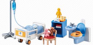 Playmobil - 6444 - Children's hospital room