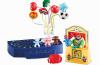 Playmobil - 6448 - Payaso del hospital de niños con teatrillo de marionetas